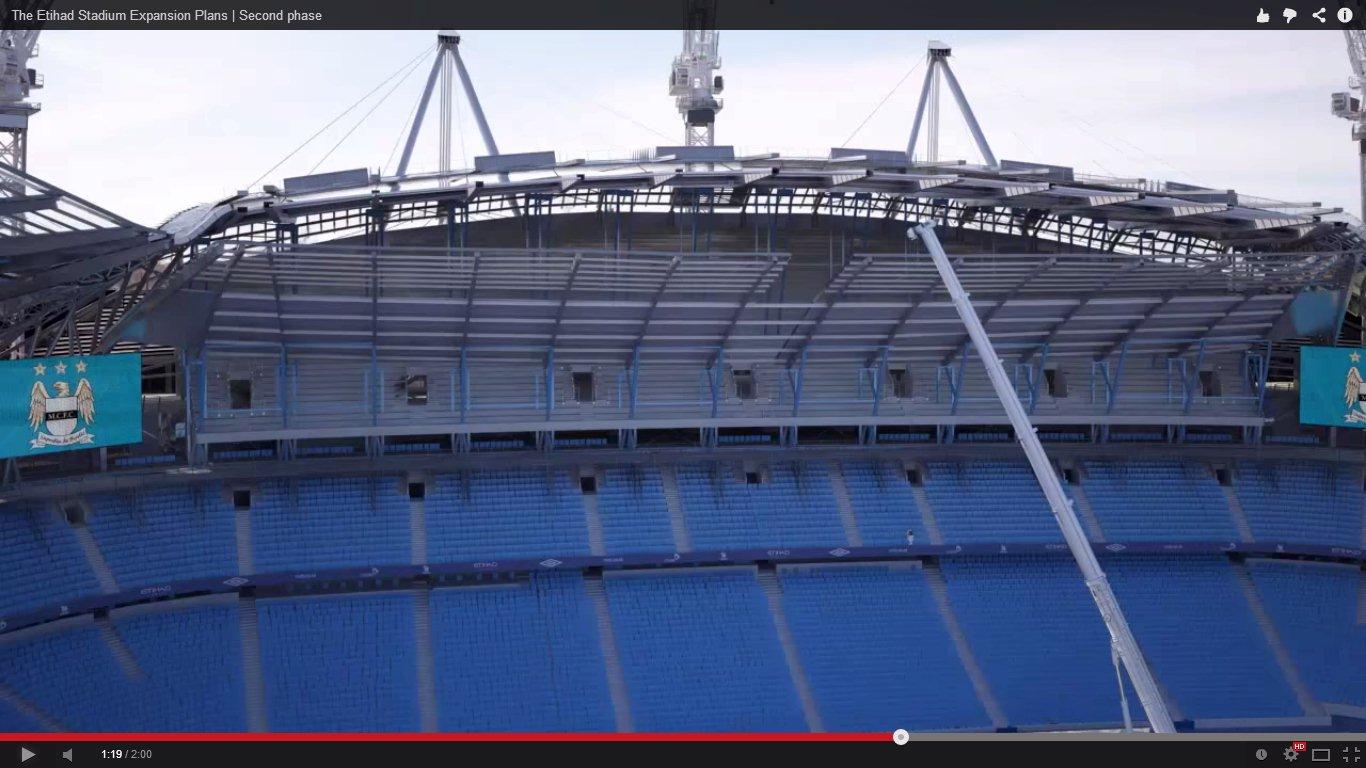 City of Manchester Stadium/Etihad Stadium   48,000 Seats ...